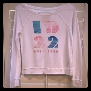 Hollister women's boyfriend sweatshirt